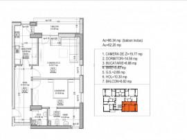 Apartament 2 camere   FOND NOU  