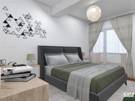 Apartament nou, spatios, 2 camere