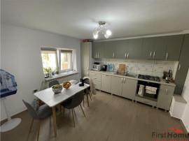 Apartament 4 camere, mobilat si utilat, CT, zona Longinescu,