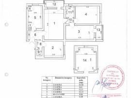 Apartament 4 camere bloc caramida Dr Taberei- proprietar,
