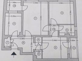 Calea bascovului - apartament 3 camere- etaj 1 din 10