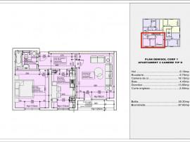 Apartament 2 camere bloc nou Drumul Taberei