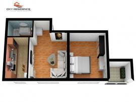 Apartament 2 camere B1 la cheie Rahova!Loc de parcare inclus