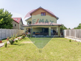 Vila 5 camere,300 mp utili,1000mp teren - Berceni (Ilfov)