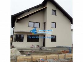 Casa P E mansarda in Valea Mare/Stefanesti Semifinisata