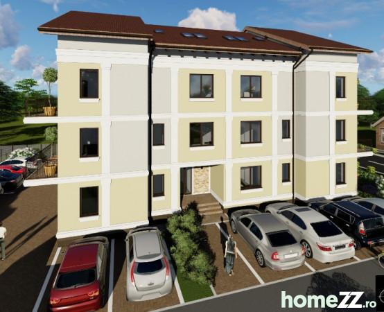 Ansamblul rezidential apartamente 1, 2 si 3 camere