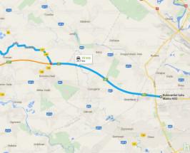 Teren 4000mp Sat Icoana Comuna Ulmi La 20km De Bucuresti