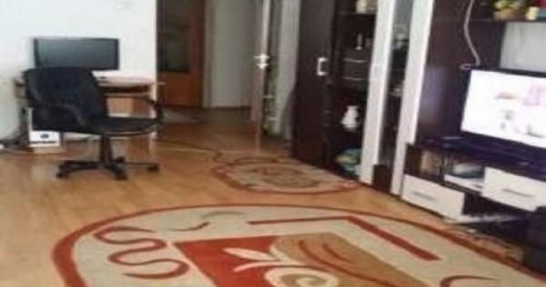 Apartament 2 camere Teiul Doamnei, bloc 1986