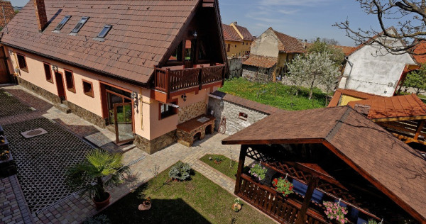 Vila Ambient 5* in regim hotelier, Cristian, Brasov