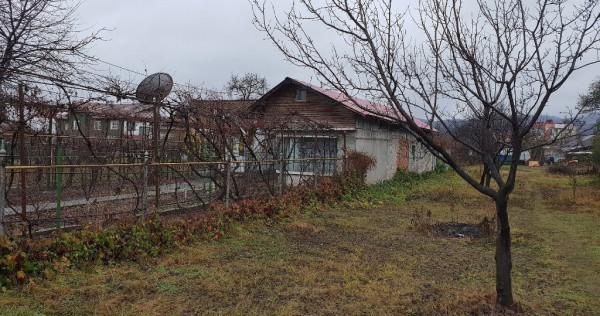 Casa din caramida, 73 mp, 396 mp teren in Banesti, ieftin !