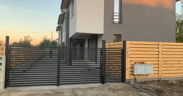 Casa individuala P+1E, Magurele str Miraslau