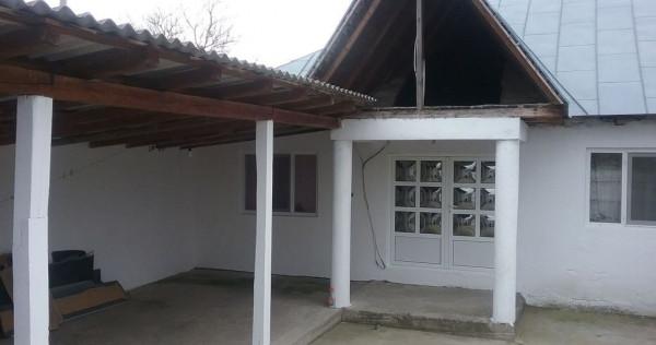 Casa si teren, Sat Homocea, judetul Vrancea