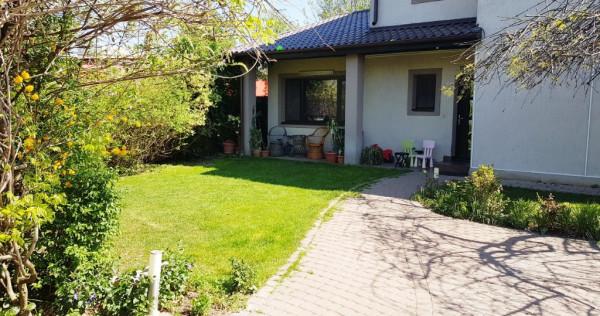 Vila 6 camere Corbeanca -Balotesti - Hornbach - teren 618mp