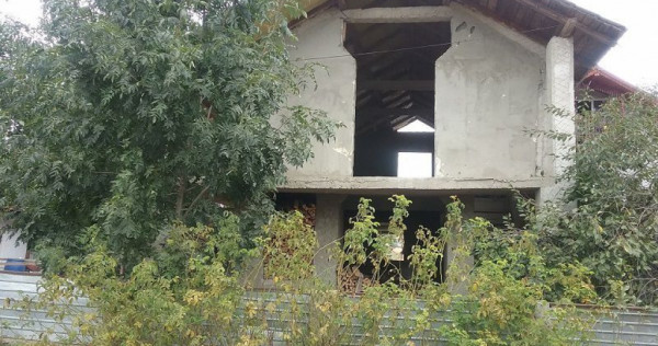 Casa si teren 1.317 mp sat Tisa Silvestri, Odobesti ID 10589
