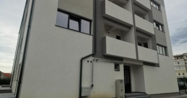 Apartament 3 camere Mioveni | Bloc NOU Robea, 78mp, Str. Par