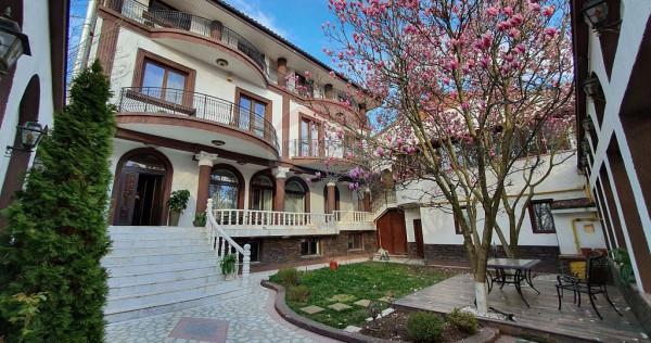 Vila cu magnolii