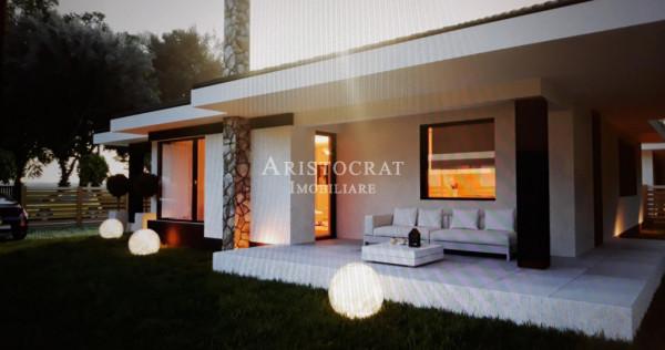 Vila individuala in Corbeanca - minicartier rezidential