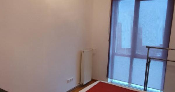 NORD - 3camere,2bai, bloc rezidential, etaj2, mobilat si uti