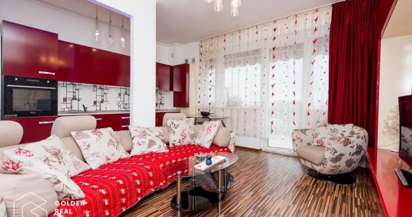 Apartament 2 camere, Ared UTA, complet mobilat și utilat...