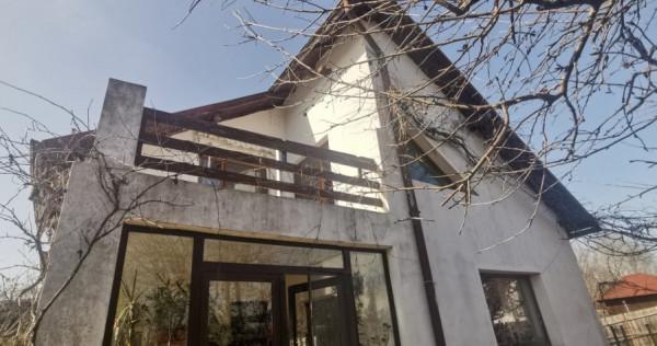 BASCOV | Casa individuala | 5 camere | teren 1100 mp