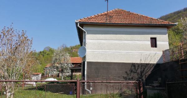 Casa in Magura Toplita,comuna Certejul de Sus, jud Hunedoara