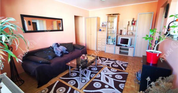 Apartament cu 2 camere si balcon in zona Terezian din Sibiu