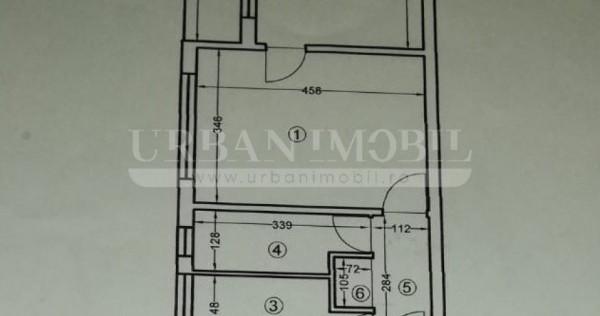 TRIVALE   2 camere   confort 2 semidecomandat   parter