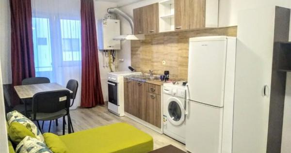 Apartament NOU 2 camere- Mobilat/Utilat- Zona OMV Sud