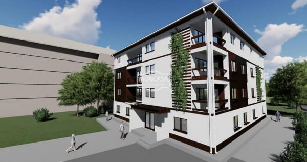 Apartament 2 camere bloc nou, in constructie