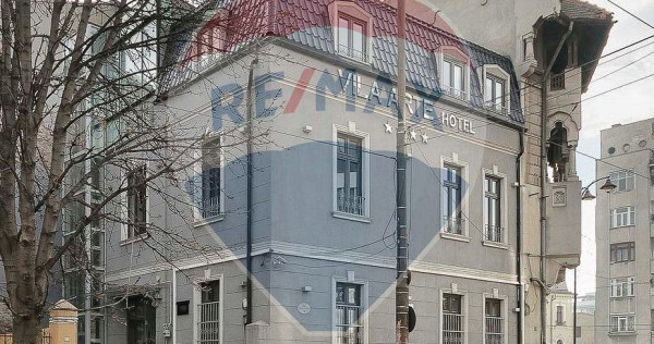 Hotel în zona Icoanei, Rosetti