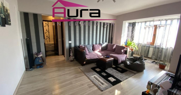 Apartament 3 camere zona Centrala Visa