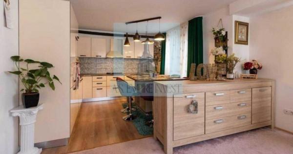 Apartament 3 camere- Zona Sanpetru (mobilat-utilat)