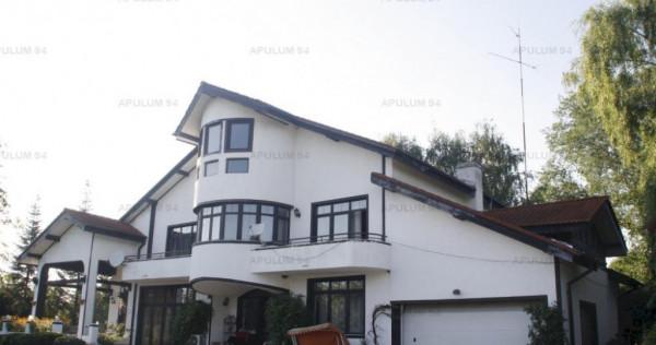 Vila   Piscina   Terase   Garaj   Snagov- Izvorani   Teren 4