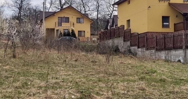 Teren intravilan în Hunedoara, 486mp, zona Ciuperca
