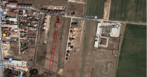 Proprietar, teren pretabil dezvoltare imobiliara 8193 mp