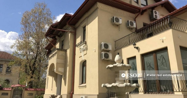Vila pentru birouri zona Dorobanti, 560mp