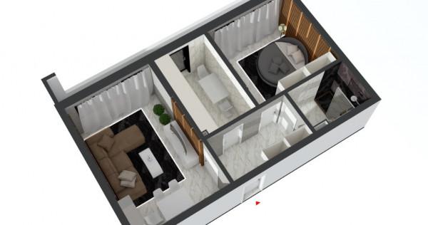 Park Residence Magurele apartament 2 camere finisat nou!