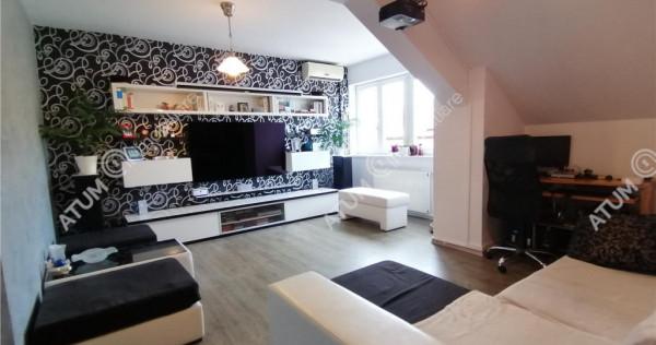 Apartament cu 3 camere de in zona Terezian din Sibiu