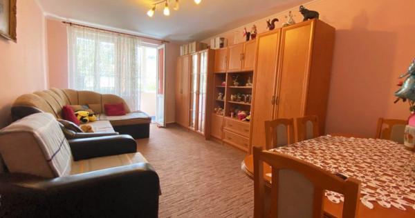Apartament cu 2 camere - Cantemir - Etajul I.