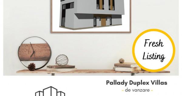 Pallady Duplex Villa | 4 camere + curte, aproape de metrou