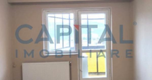 Apartament 2 camere decomandat, etaj 4/8, Calea Floresti