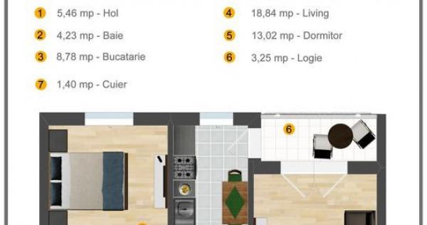 Apartament 2 camere - Bld. Iuliu Maniu - Militari Sopping...