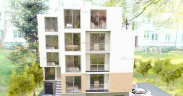 Bloc de apartamente la rosu | Zona Al.Teisani - Baneasa