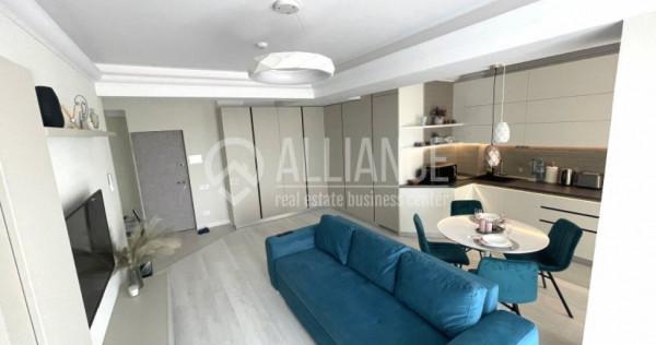 MAMAIA STATIUNE - Apartament 2 camere la cheie!