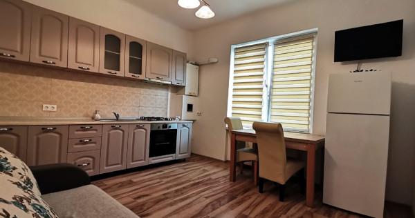 INCHIRIEZ apartament 1 camera la casa , zona Lupeni