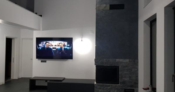 Vila de Lux moderna finalizata 2020 - Proprietar central