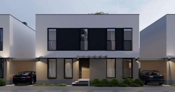 Vila Lux | 3 Bai | Partial Mobilata | Terasa | Gradina | ...