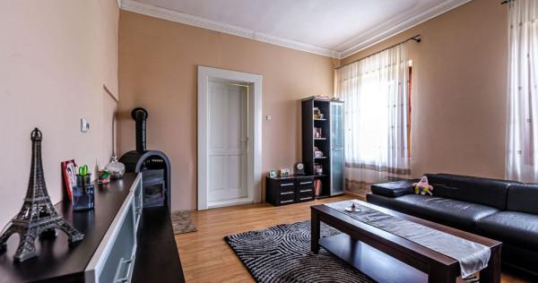 Apartament central, pretabil pentru investiții