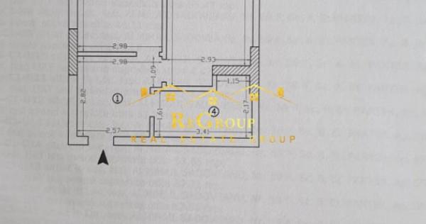 COPOU-AP 2 camere, et2/5, liber, mutare rapida, mobilat si u