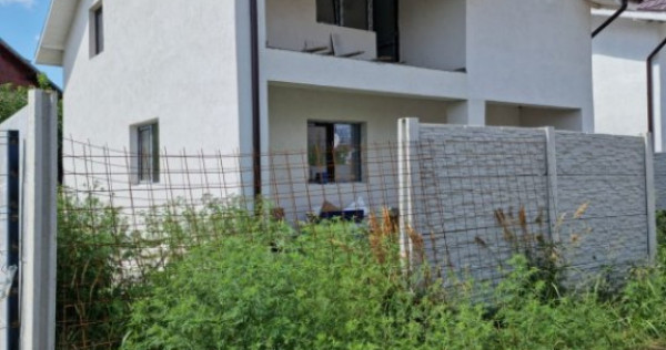 Casa individuala 5 camere P+M in curs de finalizare Magurel
